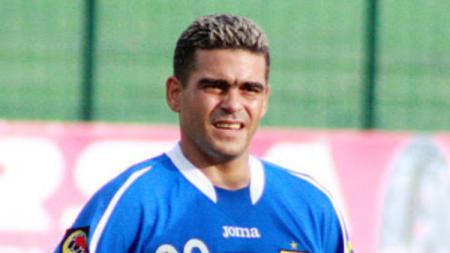 Mantan pemain Persib Bandung asal Uruguay (sudah naturalisasi) Cristian Gonzales. - INDOSPORT