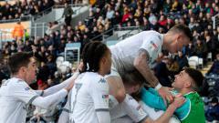 Indosport - Leeds United, calon klub promosi Liga Inggris ini memiliki kekuatan yang berisikan perpaduan Argentina, Chelsea, dan Real Madrid.