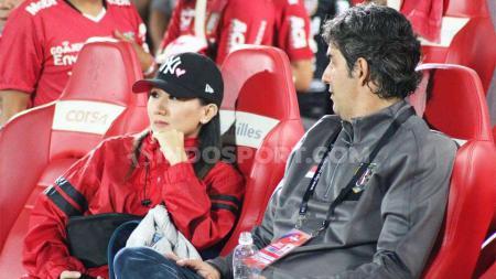 Pelatih Bali United, Stefano Cugurra Teco ternyata merupakan seorang fans dari klub Flamengo. - INDOSPORT