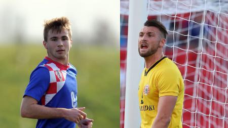 Diperkirakan harga pasar striker asal Kroasia Fran Brodic yang sempat diisukan ke Persija Jakarta ternyata 3x lebih murah dari Marko Simic. - INDOSPORT