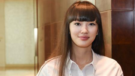 Pevoli muslim asal Kazakhstan, Sabina Altynbekova. - INDOSPORT