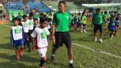 Indosport - Eks Kapten Persija, Aris Indarto.