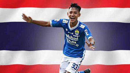 Berikut 3 klub Thai League 1 (Liga Thailand) yang bisa menggaet wonderkid Beckham Putra Nugraha dari Persib. - INDOSPORT