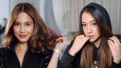 Indosport - Sean Gelael dan Pevita Pearce Sepedaan, Netizen Panggil Anya Geraldine