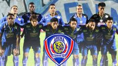 Indosport - Arema Cronus memberikan ucapan Welcome Back kepada Persita Tangerang, lewat kemenangan 3-0 pada pekan lanjutan kompetisi ISL di Stadion Kanjuruhan Malang.