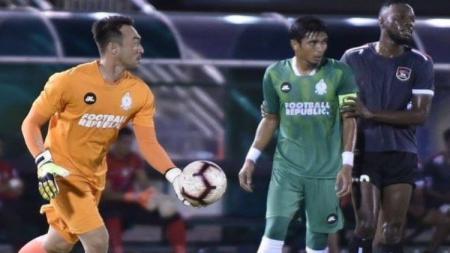 Fahmi Che Mat, Spiderman Malaysia yang Ditaksir Pelatih PSM Jelang Liga 1 - INDOSPORT