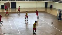 Indosport - Tim futsal PON Papua ingin tetap berlatih meskipun perhelatan PON XX di Papua telah resmi ditunda.