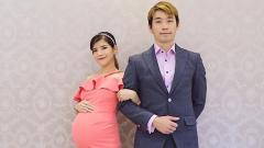 Indosport - Chan Peng Soon bersama sang istri.
