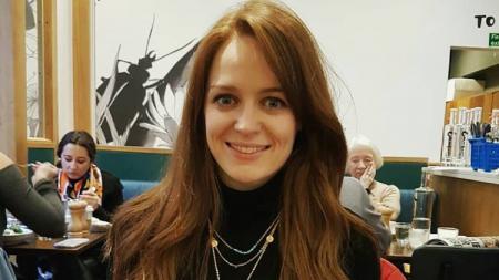 Lauren Smith, pebulutangkis asal Inggris. - INDOSPORT
