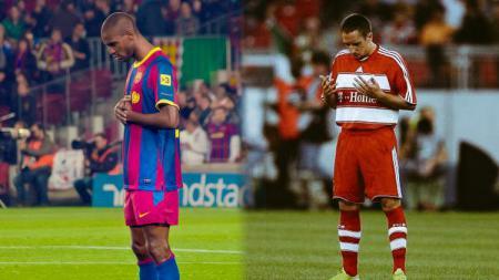 3 Pemain Top Eropa yang Mualaf dan Raih Prestasi Liga Champions - INDOSPORT