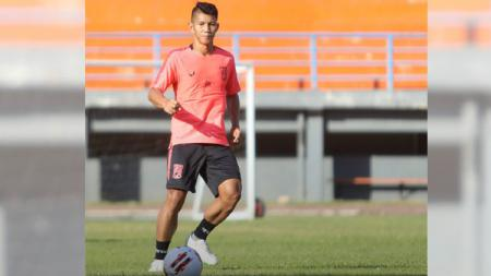 Bek Borneo FC, Muhammad Andika Kurniawan. - INDOSPORT