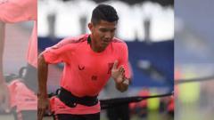Indosport - Bek Borneo FC, Andika Kurniawan.