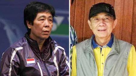 Liang Qiuxia dan Tong Sin Fu, sosok pelatih di Balik Layar Raihan Emas Bulutangkis Indonesia di Olimpiade. - INDOSPORT