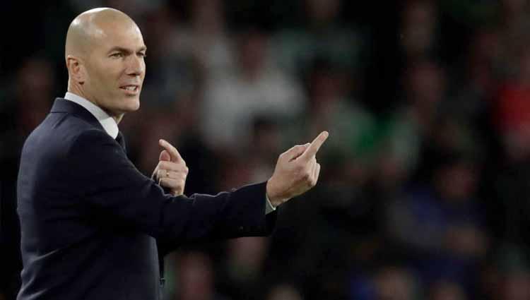 Butuh Menang, Zidane Beri Tugas Berat ke Real Madrid Untuk Hajar Alaves