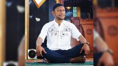 Indosport - Legenda sepak bola Indonesia, Erol Iba.