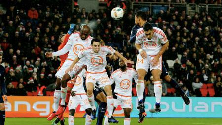 Prediksi pertandingan lanjutan Ligue 1 Prancis antara Paris Saint-Germain vs Lorient. - INDOSPORT
