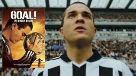 Termasuk para bintang di film Goal, berikut deretan pemain sepak bola ternama yang pernah beradu peran di film - INDOSPORT