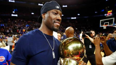 Ben Wallace, legenda Detroit Pistons. - INDOSPORT