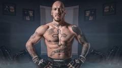 Indosport - Wilhelm Ott, petarung MMA asal Austria.
