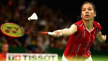 Pebulutangkis berdarah Indonesia, Lianne Tan angkat suara mengenai masa depan olahraga Belgia, khususnya sektor bulutangkis. - INDOSPORT