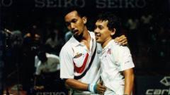 Indosport - Mengenal dinasti Sidek Bersaudara, keluarga atlet yang berhasil membangun kekuatan Badminton Malaysia di kancah dunia.