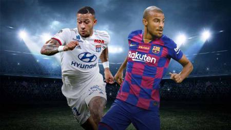Memphis Depay atau Rafinha, mana yang lebih cocok untuk AC Milan? - INDOSPORT