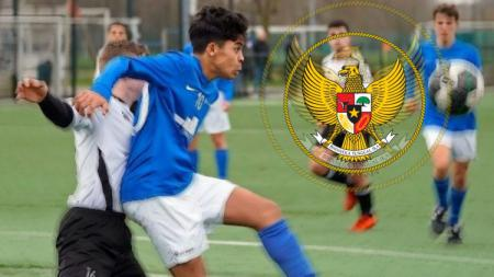 Kedatangan Xiamaro Thenu bisa saja membuat 3 winger Timnas Indonesia U-19 tersingkir dari posisinya jelang Piala Dunia U-20 2021. - INDOSPORT