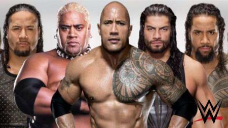 The Anoa'i Family, Penduduk Samoa yang Rajai Panggung SmackDown - INDOSPORT