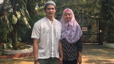 Dua pebulutangkis asal Indonesia, Andrei Adistia dan Maria Febe memiliki kisah tersendiri dalam menjalin hubungan hingga memutuskan ke pelaminan. - INDOSPORT