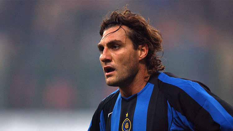 Christian Vieri pemian Inter Milan Copyright: Etsuo Hara/Getty Images