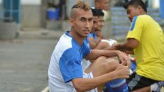 Indosport - Fahad Al-Dossari, Striker Arab-Thailand yang Hebohkan Liga Indonesia