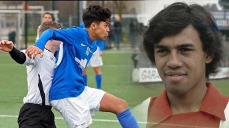 Xiamaro Thenu, namanya mungkin akan menjadi reinkarnasi dari winger Indonesia penjebol gawang kiper legendaris Italia, Dino Zoff. - INDOSPORT