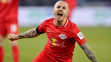 Bek kiri muda milik Manchester City, Angelino mengakui dirinya menolak pinangan dari Barcelona demi RB Leipzig. - INDOSPORT