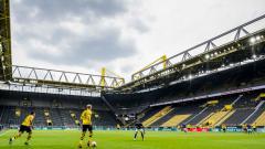 Indosport - Kembali dilanjutkan setelah absen selama 66 hari sejak laga terakhir mereka, Bundesliga Jerman berhasil mencetak rekor penonton tertinggi.
