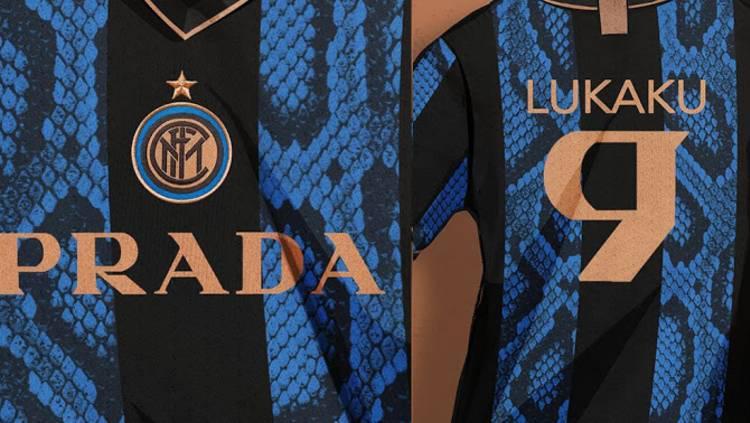 Jersey konsep Inter Milan untuk musim 2021/22. Copyright: https://www.footyheadlines.com/