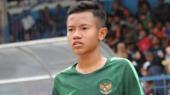 Indosport - Pemain Timnas Indonesia U-16 Ruy Arianto harus istirahat selama enam bulan.