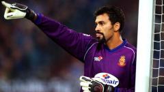 Indosport - Mantan kiper Mallorca, Carlos Roa yang pernah diincar Manchester United.