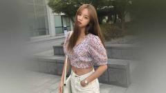 Indosport - Personel girlband Girl's Day, Lee Hyeri yang namanya melejit berkat peran sebagai Sung Duk-sun di Reply 1988.