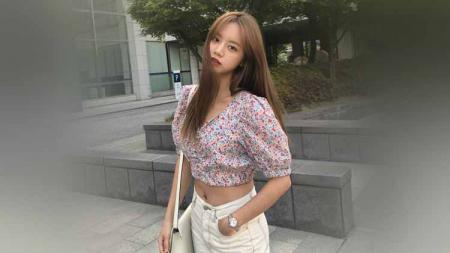Personel girlband Girl's Day, Lee Hyeri yang namanya melejit berkat peran sebagai Sung Duk-sun di Reply 1988. - INDOSPORT