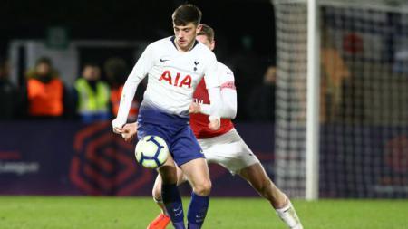 Troy Parott, striker masa depan Tottenham Hotspur - INDOSPORT