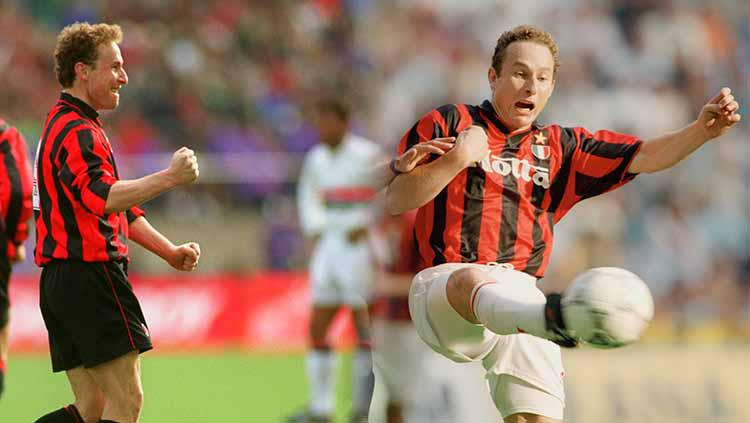 jean pierre papin Copyright: Getty Images