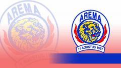 Indosport - Logo Arema