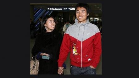 Mengenal sosok Lee Soo-jin, mantan Miss Korea yang menjadi pendamping hidup eks pemain klub kasta kedua Liga Inggris, Middlesbrough, Lee Dong-gook. - INDOSPORT