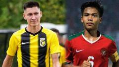 Indosport - Membayangkan Duet Jayden Houtriet dan David Maualan di Lini Tengah Timnas Indonesia U-19