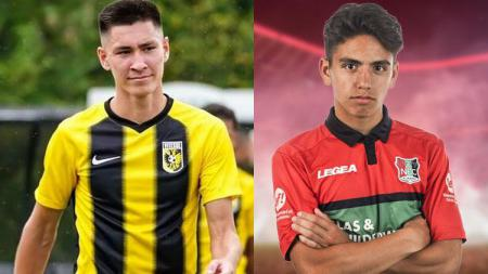 Masa depan Timnas Indonesia sepertinya akan cerah, karena berpotensi memiliki sejumlah gelandang remaja Eropa. - INDOSPORT