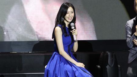 Anggota girl band SNSD, Im Yoon-ah atau yang dikenal dengan Yoona, hari ini tepat berusia 30 tahun. Ia tetap terlihat cantik karena rajin olahraga. - INDOSPORT