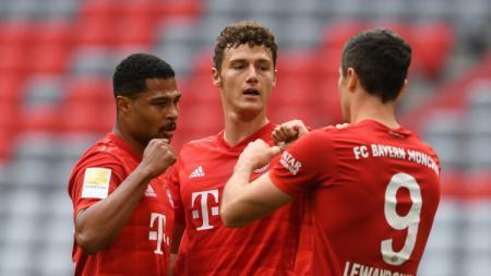 Berikut prediksi pertandingan kompetisi Bundesliga Jerman 2019/2020 pada pekan ke-30 antara Bayer Leverkusen vs Bayern Munchen. - INDOSPORT