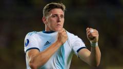 Indosport - Adolfo Gaich, penyerang muda Timnas Argentina yang jadi incaran Inter Milan.