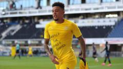 Indosport - Jadon Sancho dilaporkan siap mendesak Borussia Dortmund untuk melepasnya setelah hasratnya pindah ke Manchester United dihalang-halangi.