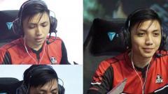 """Indosport - Yosua """"Tezet"""" Sanger. pemain tim eSports Geek Fam Indonesia"""